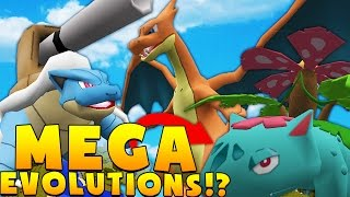 MEGA EVOLUTIONS POKEMON PIXELMON LUCKY DIP MODDED BATTLE - Minecraft MEGA Pokemon Modded MINIGAME