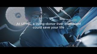 Living-Donor Liver Transplant – Awareness :15 | UPMC