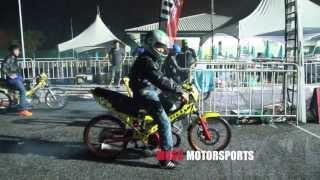 DRAG RACE 201M - 125Z STD BODY - RKM KBS MALAYSIAN DRAG RACING 2013 R2