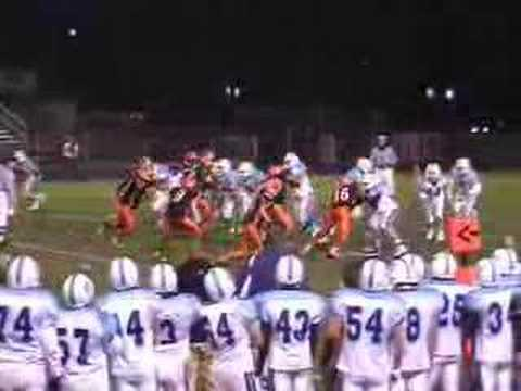 Mikel LeShoure High School Highlights video.