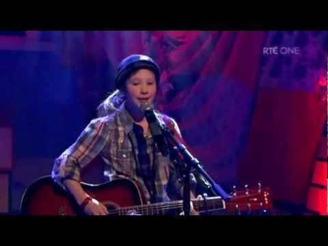 singer songwriter - The Late Late Show | RTÉ One | Friday 9.35pm http://www.rte.ie/player/ It's that time of year where the Late Late Show becomes a winter wonderland filled to ...
