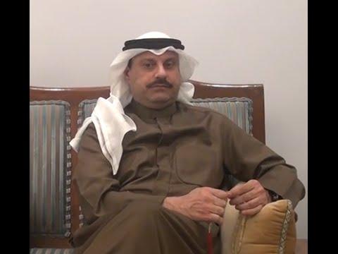 السيد ليث عبدالله العتيقي متحدثا عن مشاهير عائلة العتيقي الحربي