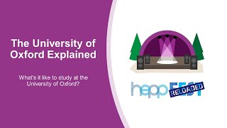 The University of Oxford Explained