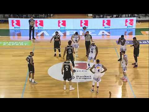 Basket League 2019-2020: ΛΑΡΙΣΑ – ΠΑΟΚ | 11/01/2020 | ΕΡΤ