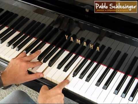 Jazz Piano - Armonia - Parte 1