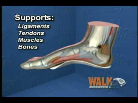 Walkfit Orthotics - www.SeenTVCanada.com - Walkfit Platinum Insoles