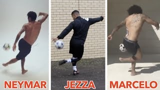 YES GUYS! Today, Jezza decided to take on the 'NEYMAR WALL CHALLENGE' ft. Neymar & Marcelo!Don't forget to leave a LIKE if you enjoyed! :D► Don't forget to SUBSCRIBE: http://bit.ly/SubscribeF2► CHECK OUT OUR CLOTHING RANGE! http://bit.ly/RascalClothing► GET THE F2 BOOK! http://bit.ly/F2BookDOWNLOAD OUR BOOK APP FOR FREE ► The F2 App on Apple/iOS - http://bit.ly/F2AppiOS► The F2 App on Android - http://bit.ly/F2AndroidTo keep up to date with us at any time in any place then follow us on;Twitter - http://bit.ly/F2TwitterInstagram - http://bit.ly/F2InstagramFacebook - http://bit.ly/F2FacebookSnapchat - http://bit.ly/F2SnapchatStay tuned by subscribing to our channel to see all of the amazing videos coming up in the near future! Love, peace & tekkers! Billy & Jezza