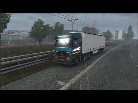 Mercedes Benz Actros Edit 1.39.x