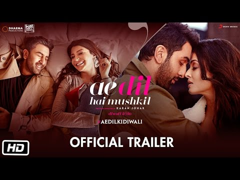 Ae Dil Hai Mushkil Movie Picture