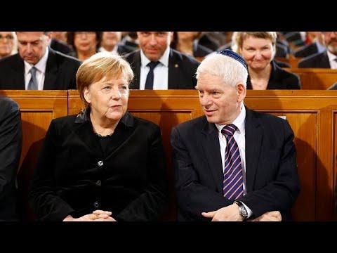 Γερμανία και Αυστρία τιμούν τα θύματα της Νύχτας των Κρυστάλλων…