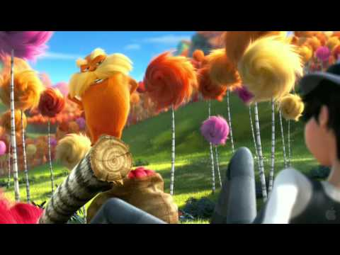 The Lorax (2012) DVDRip 300mb