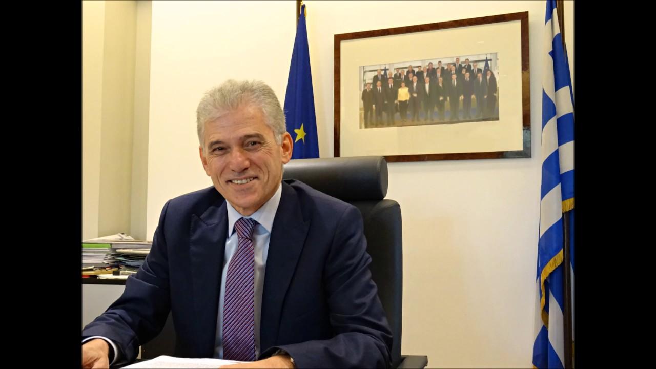 Ο Επικεφαλής της Ευρωπαϊκής Επιτροπής στην Ελλάδα κ. Πάνος Καρβούνης στον ΑΘΗΝΑ 9.84 (10/11/2016)