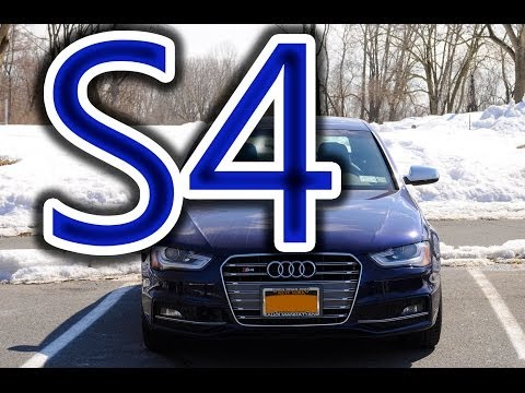 Regular Car Reviews: 2013 Audi S4