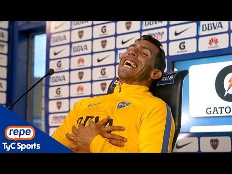 "Tevez: ""Por más que venga Napoli o Chelsea, sigo en Boca"""