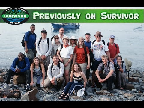 """Previously on Survivor"" - Season 1 - Survivor: Borneo"