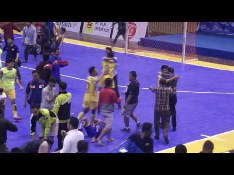 Futsal IFL FINAL 2013 : Electric Cosmo PLN vs FKB Bandung ( PART  II )