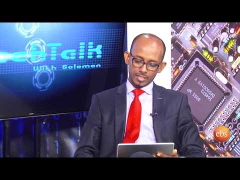 Teach Talk with Solomon Season 9 EP 4 : Interview with Technologist Teshager Tesfaye