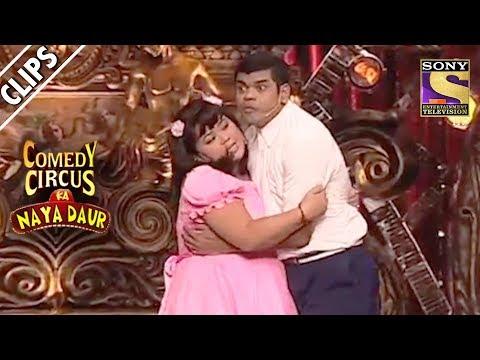 Bharti Cannot Stop Hugging Siddharth | Comedy Circus Ka Naya Daur