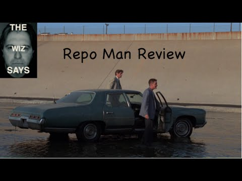 The Wiz Reviews Repo Man (1984)