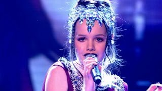 Sophie May Williams performs 'Royals' - The Voice UK 2014: The Live Semi Finals - BBC One