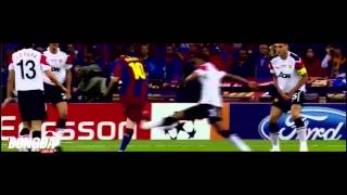 Messi đã hành hạ hàng thủ M.U như thế nào trong trận chung kết C1 mùa 2010-2011?, cup c1,chung ket c1,cup c1 chau au