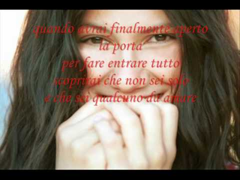 , title : 'Someone to love - Elisa con testo in italiano'