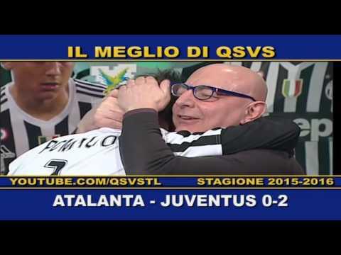 qsvs - i gol di atalanta - juventus 0 a 2