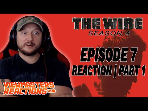 THE WIRE SEASON 4 EPISODE 7 PART ONE