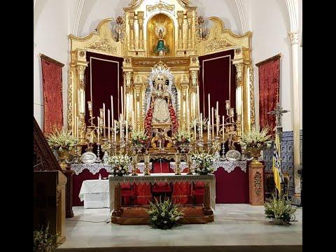 Solemne Función Mayor en honor de Ntra. Sra. del Rosario de Isla Cristina