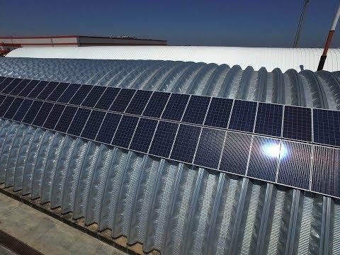 Как производственный цех перешел на даровую энергию солнца