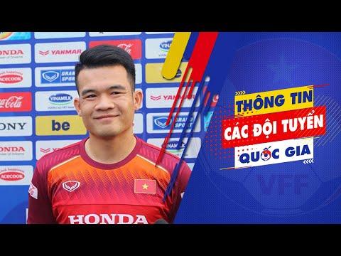 Tiền vệ Hoàng Thịnh bày tỏ sự khát khao khi trở lại đội tuyển Việt Nam