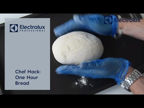 Chef Hacks: One Hour Bread