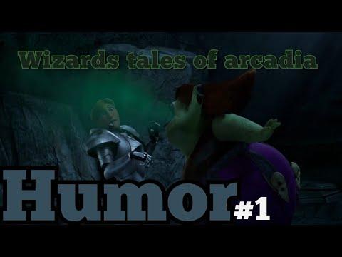 Wizards tales of arcadia - Humor #1