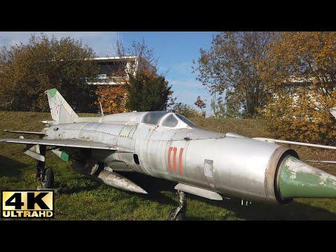 Second generation MiG-21 (type...