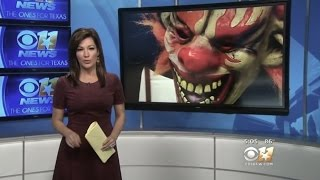 THE RECENT NEWS COVERAGE OF CLOWNS IN THE MEDIA AND AT SCHOOL...IS ANYWHERE SAFE