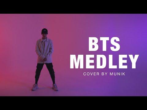 [DONGKIZ(동키즈)] 방탄소년단 (BTS) DANCE MEDLEY (문익 ver.)   DANCE COVER