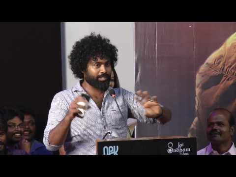 Daniel Annie Pope at Uruthi Kol Movie Audio Launch