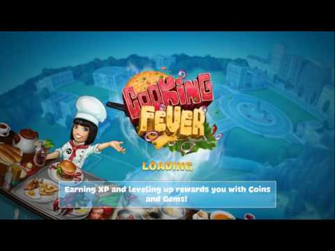 Cooking Fever Gameplay On Windows 10