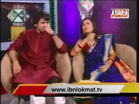 Diwali Special Talk Time With Prajakta Mali and Lalit Prabhakar 24 October 2014 07 PM