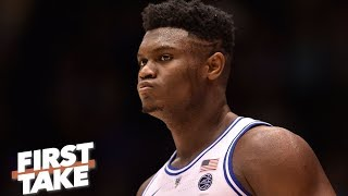 Zion has the right to be 'unethical' and shut it down at Duke  – Max Kellerman   First Take