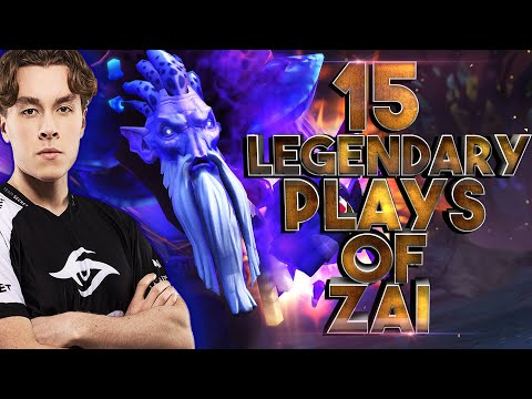 15 legendary plays of Zai that made him famous