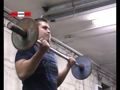 Призывник ради службы в ВДВ сбросил 25 кг. Real video