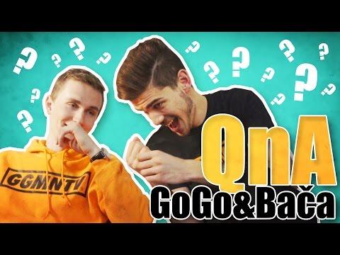 Otázky na Goga a Baču