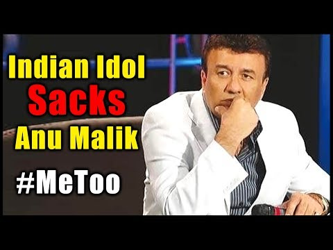 Anu Malik Quits Indian Idol After Sexual Misconduc