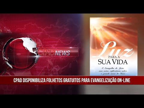 Boletim Semanal de Notícias - CPAD News 178