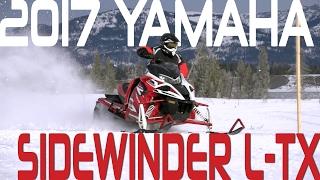 3. STV 2017 Yamaha Sidewinder L-TX