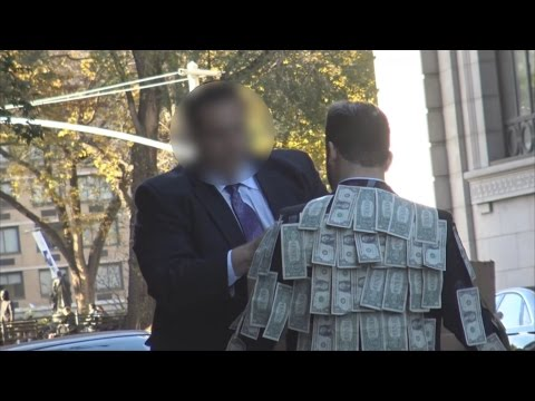 EJ: This Guy Wears A Money Suit - And You Gotta See What Happens Next...