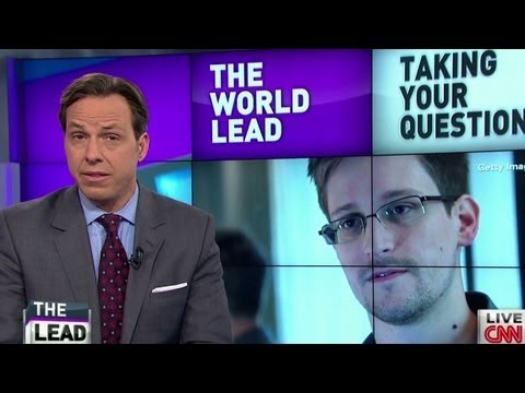 Snowden: The NSA has your content