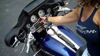 8. 2007 HARLEY FLHX STREET GLIDE Motorcycles FOR SALE IN TAMPA FLORIDA
