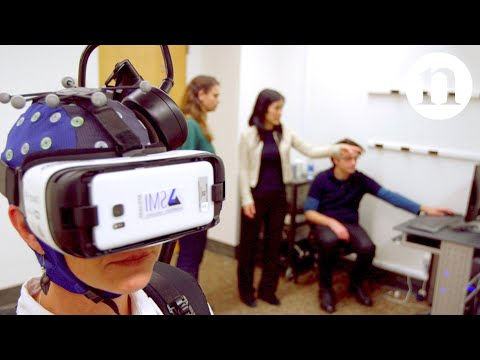 Human lab rats in virtual reality